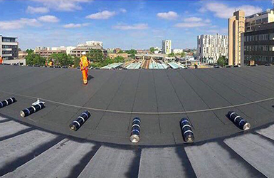 Commercial Roofing In Kent By Reid Roofing