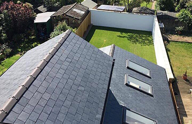 Slating Roofing In Kent By Reid Roofing